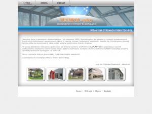 Ogrody zimowe budowane przez firmę TECHPOL.